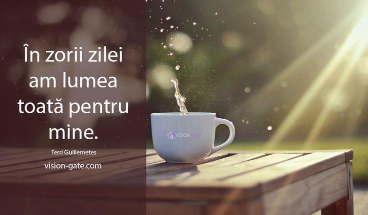 Bună dimineața!