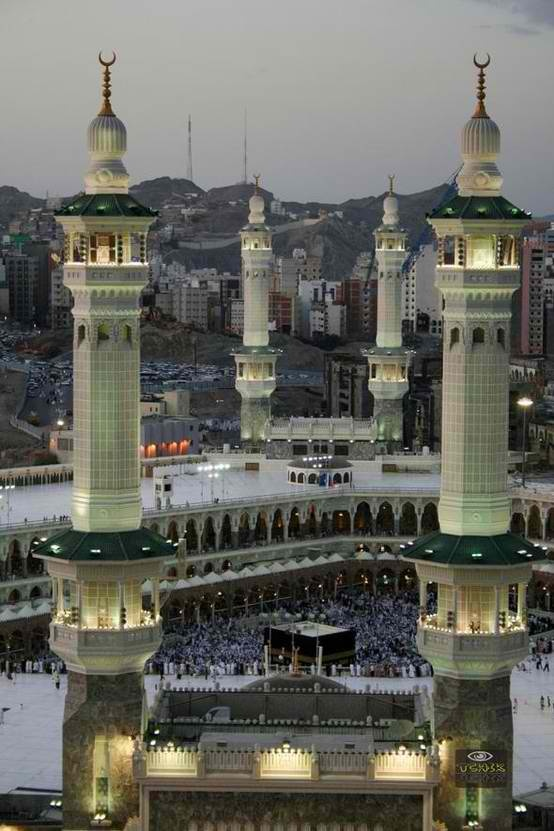 Mecca, Saudi Arabia..