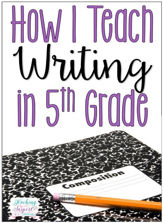 Want to take a peek at how others teachers teach writing? This post details exactly how one teacher teaches writing in 5th grade using a writing workshop model.