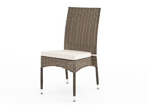 strato stolicka z umeleho ratanu pieskova
