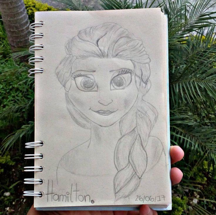 #arte #alapiz #dibujos #frozen #elsa #beaty #naturaleza By:@hamilton2003_ http://misstagram.com/ipost/1545989884157539442/?code=BV0dZvPjrRy