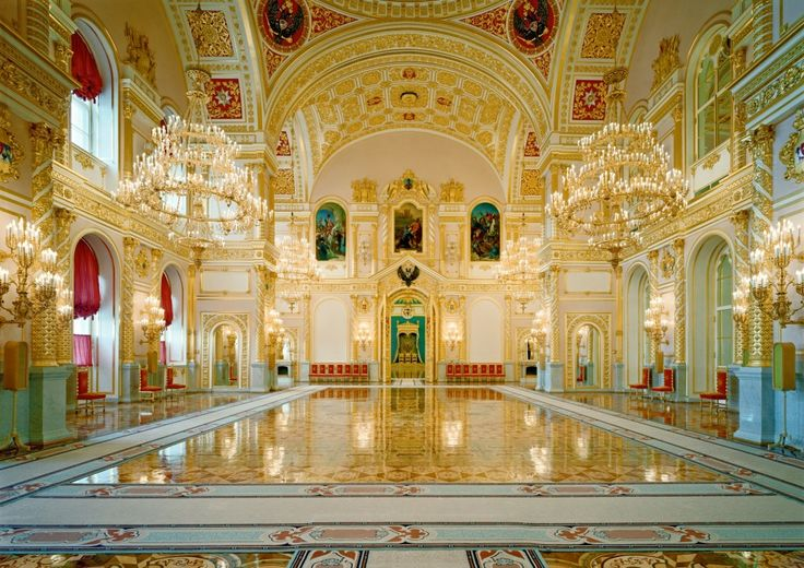 Grand Kremlin Palace, Moscow (Russia) (1)