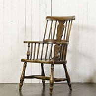 Fan-back Windsor Chair - Ralph Lauren: Ralph Lauren, Rocks Chairs,  Rockers, Fans Back Windsor, Windsor Chairs