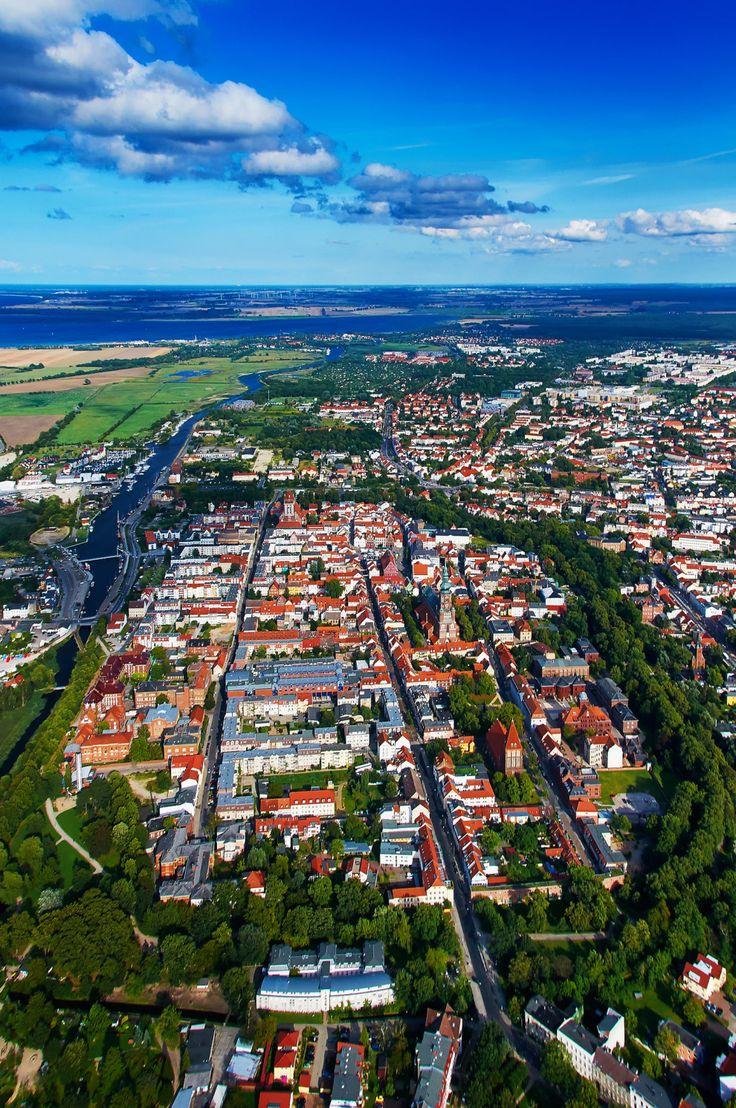 Hamburg Nach Greifswald