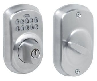 Always Affordable Locksmiths Ltd - Schlage Keypad Deadbolt, Plymouth, $225.00 (http://www.affordablelocksmiths.com/schlage-keypad-deadbolt-plymouth/)