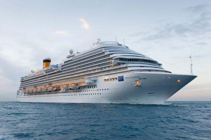 Itinerario del crucero Maravilloso Mediterráneo con Costa cruceros :http://buscandolunas.com/itinerario-del-crucero-maravilloso-mediterraneo-con-costa-cruceros/