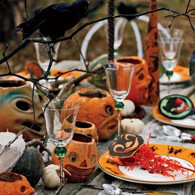 halloween party ideas adult halloween party themes delishcom - Adult Halloween Decorations