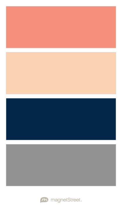 1000 ideas about peach bedroom on pinterest bedroom - Peach color paint palette ...