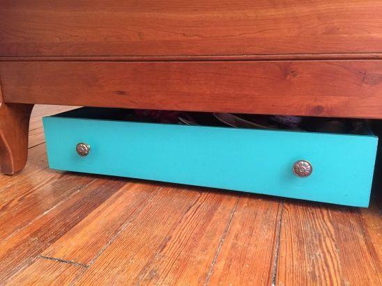 Underbed Storage Drawers by Sarah Colligan | Project | Home Decor / Refashion | Kollabora