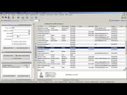 Optimizari incluse in versiunea 14.0.0.75 SmartCash RMS    Principalele optimizari incluse in aplicatiile SmartCash Shop & SmartCash Enterprise incepand cu versiunea 14.0.0.75:  - Posibilitatea emiterii de facturi de minus (scontari);  - Imbunatatirea procesului de avizare a comenzilor de livrare;  - Filtrarea automata a programelor de fidelizare din care clientii cautati fac parte;  - Un nou model de etichete de raft  #tutorial #video #software #retail