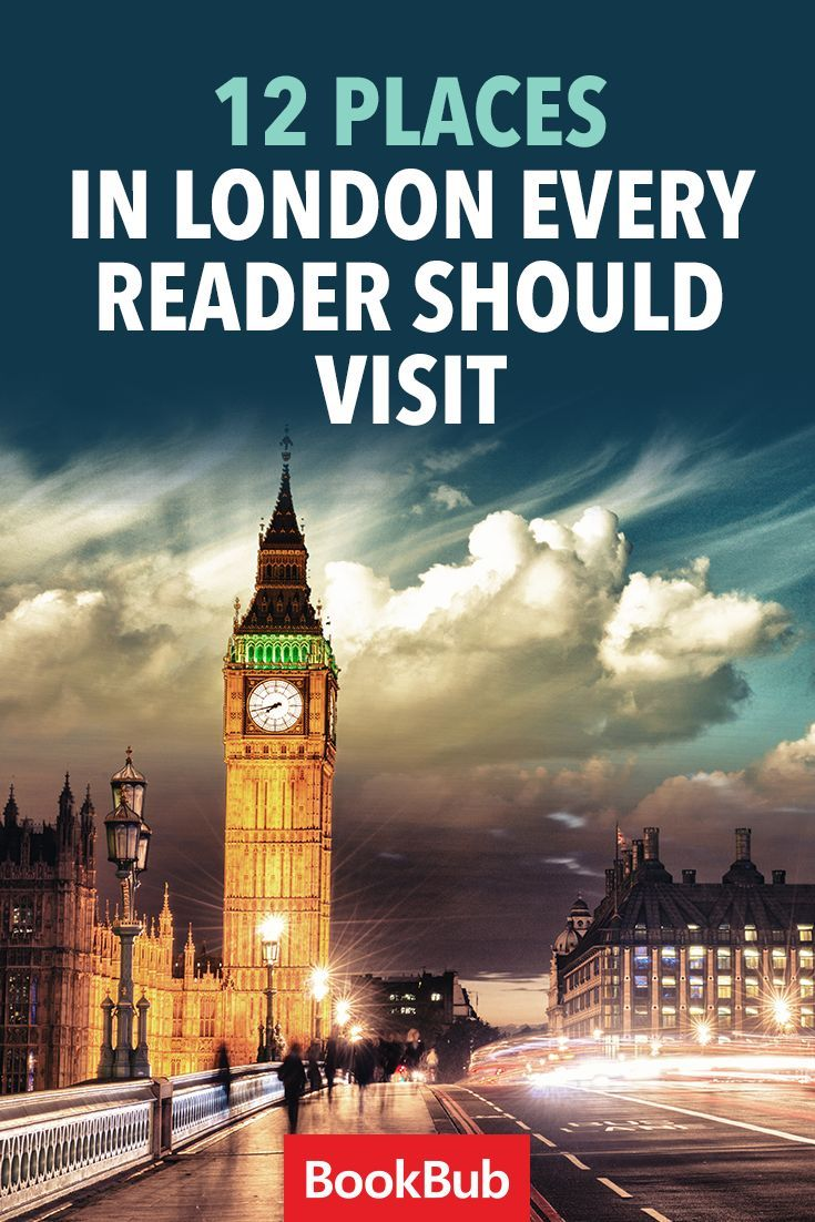 Must-dos for book lovers in #London!