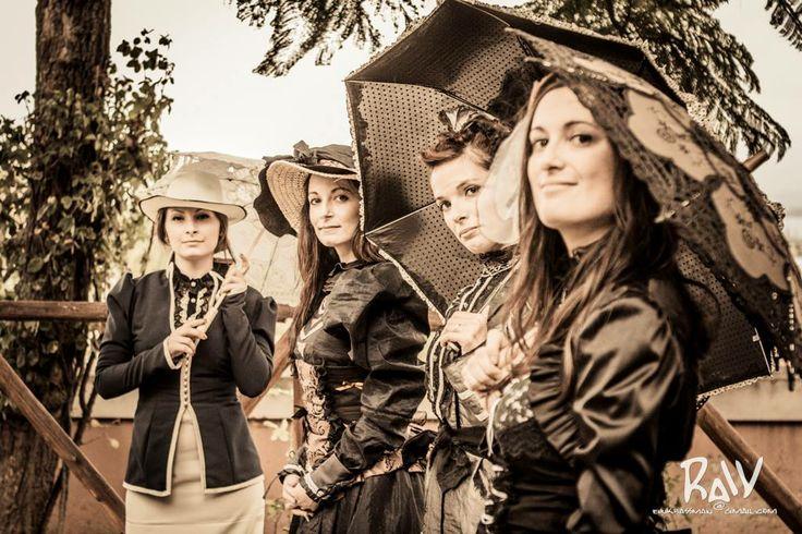 Growing Little Women my Victorian costumes Historical eras