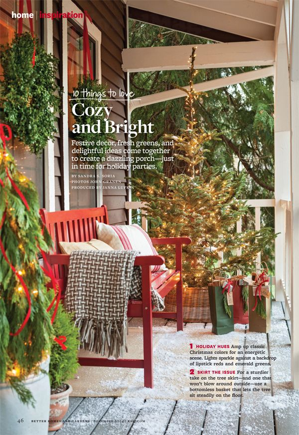 Better Homes Gardens: Better Homes And Gardens USA - December 2014