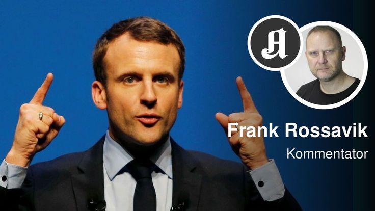 Frankrike er i en systemkrise   Frank Rossavik - Aftenposten