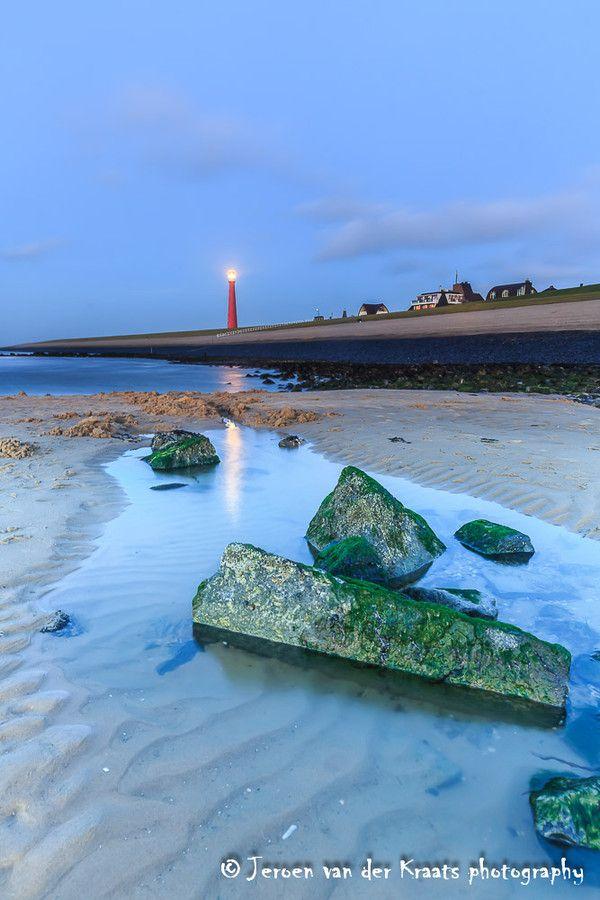 Lighthouse Den Helder: Lange Jaap, Huisduinen.