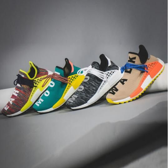 cdd357b36 Adidas NMD Pharrell Williams Human Race red BB0616 Worldwide shipping is  available at our store! (5-7 reach) Website  www.find-sneaker.com Hit me up  if you ...
