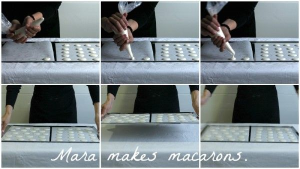 Thermomix macaron recipe