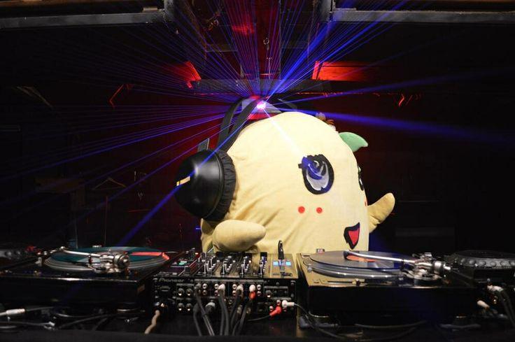 ふなっしー DJ set は何でしたか