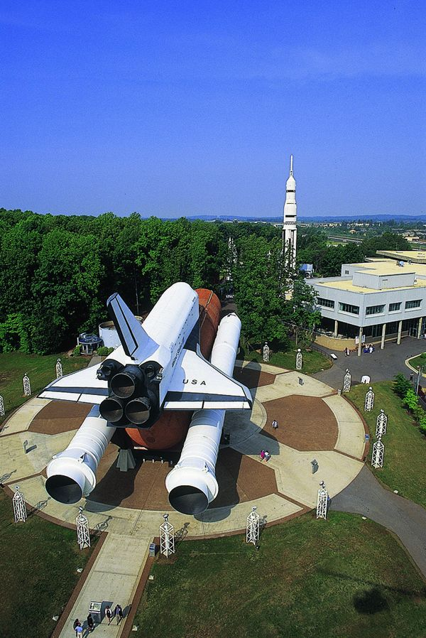 US Space and Rocket Center, Huntsville. #US attractions #discount attractions