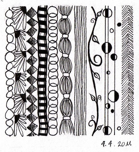 Line Drawing Zentangle : Best zentangle patterns images on pinterest tangle