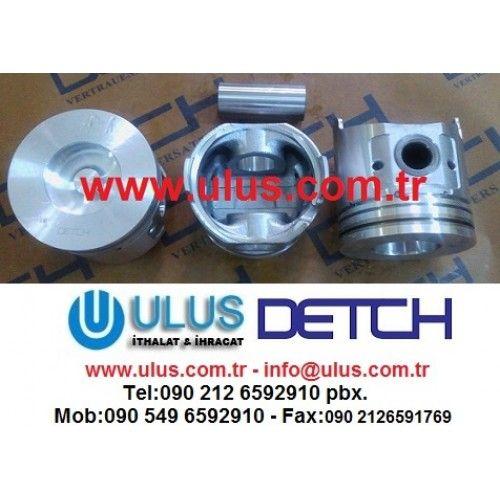129906-22080 Piston 4TNV94 Yanmar Motor Parçası