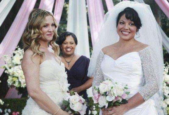 """Grey's Anatomy 12x22 """"Mama Tried"""" spoilers: Callie…"""