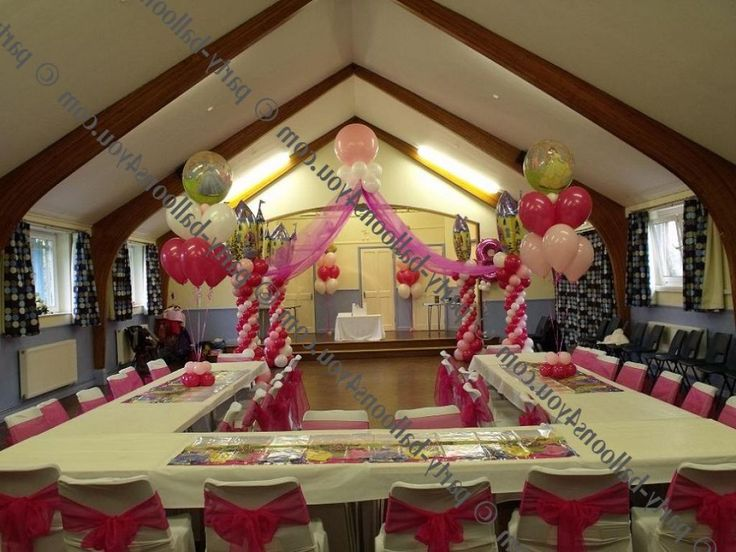 Balloons Decorations Arch All Unique 90 Best Fitness Party Images On Pinterest