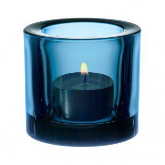 Kivi Votive - turquoise blue