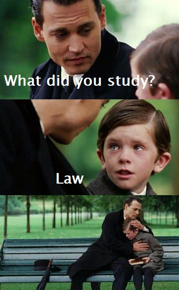 law students living in it, and therere the families and the other half of a couplewe understand....