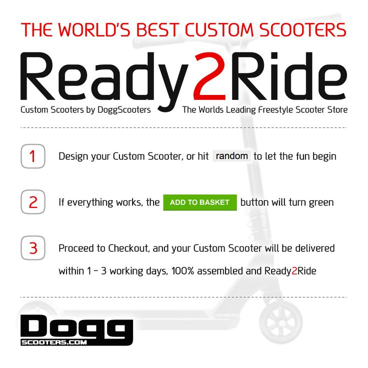 Build Your Own : DoggScooters.com - Online Stunt Scooter shop