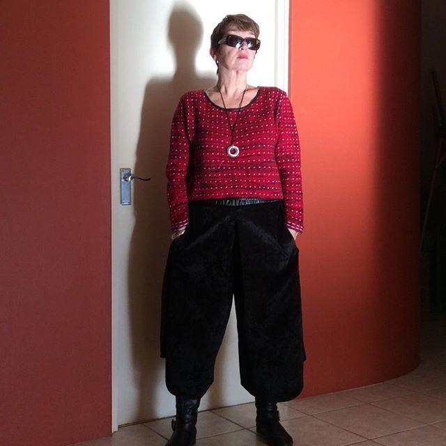 #mmmay16, day 31 #burdastylepattern ,pants