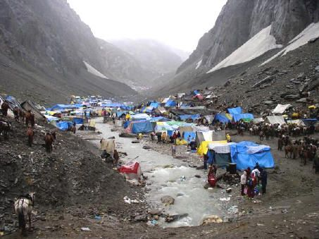 Take affordable #Amarnath Yatra Packages and enjoy your journey with family.