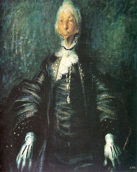 Dame Mary Gilmore (1957) by William Dobell.