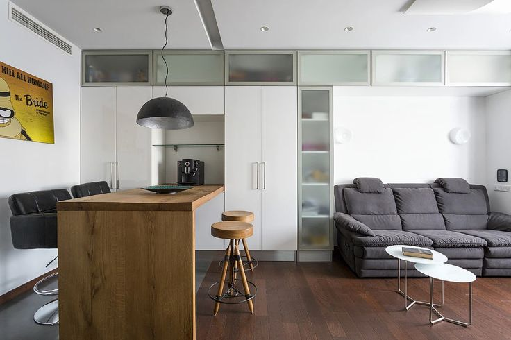 Студия Однушечка - дизайн однокомнатных квартир | Футурама