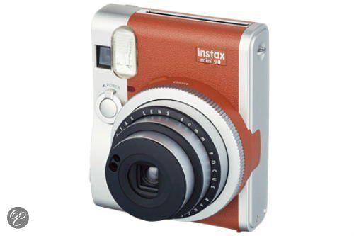 bol.com | Fujifilm Instax Mini 90 Neo Classic - Bruin | Elektronica