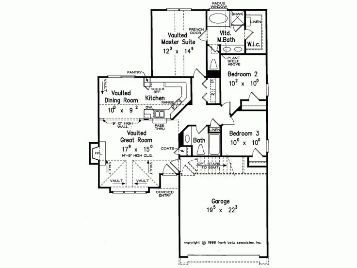 235 best Small homes images on Pinterest Small house plans
