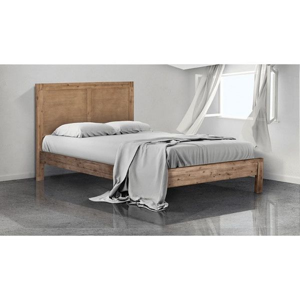 Bed Base - Acacia Wood