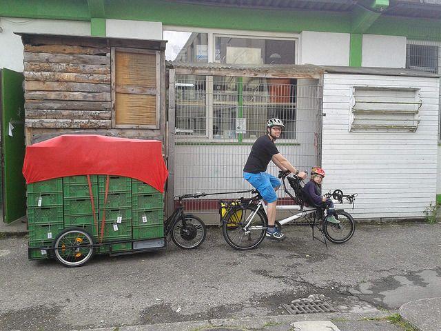Carla Cargo - move more! | snapshot of weekly vegetable deli… | Flickr