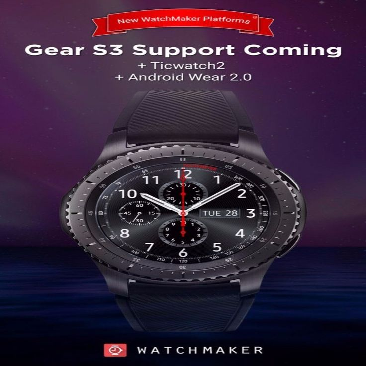 """WatchMaker Announces Support For Gear S3 And Gear S2 Coming """"In Two Weeks"""""""