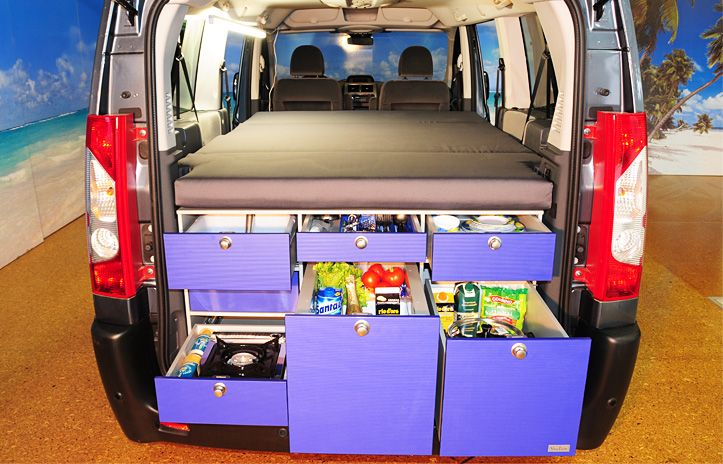 VanEssa mobilcamping Online-Shop - Die mobile Küche für deinen Van Seite product