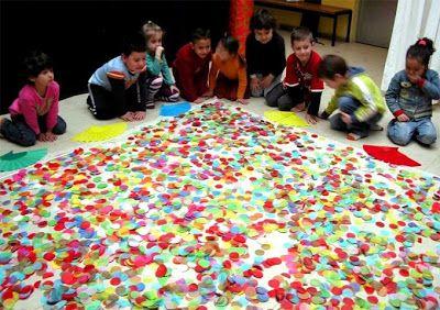 """Javier Abad hizo una ponencia sobre su trabajo """"Arte Comunitario en la Escuela…"""