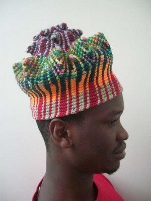 by master crochet artist Xenobia Bailey.