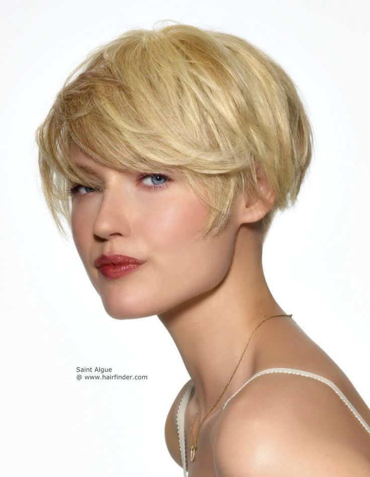 short sexy hair