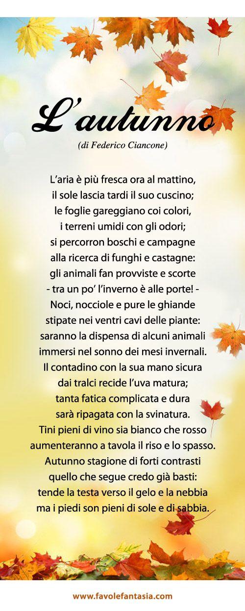 Lautunno italiano