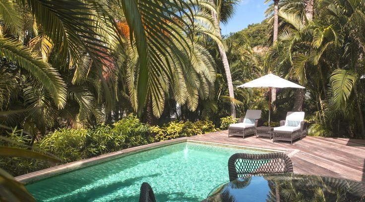 Cheval Blanc St Barth Isle De France - 5-star hotels St Barts