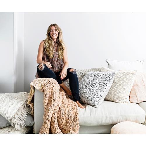 Cassandra Langbien's homewares brand Tribe & Co has an emphasis on quality…