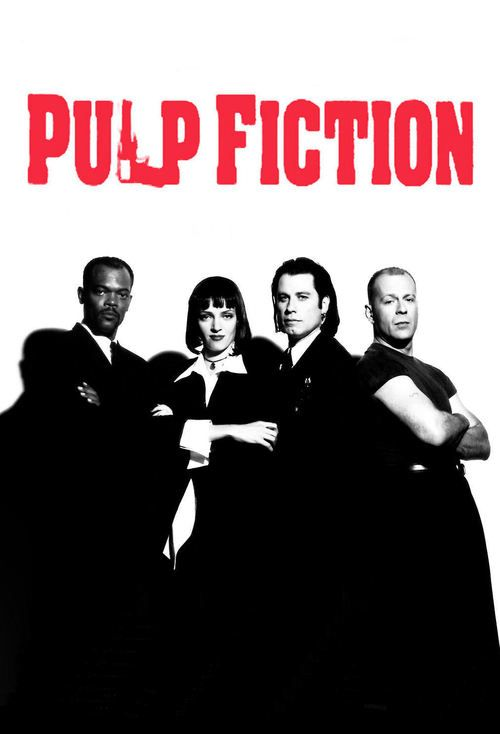 Watch Pulp Fiction (1994) Full Movie Online Free