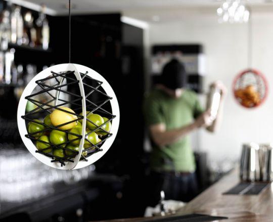 1000 id es sur le th me paniers de fruits suspendus sur. Black Bedroom Furniture Sets. Home Design Ideas
