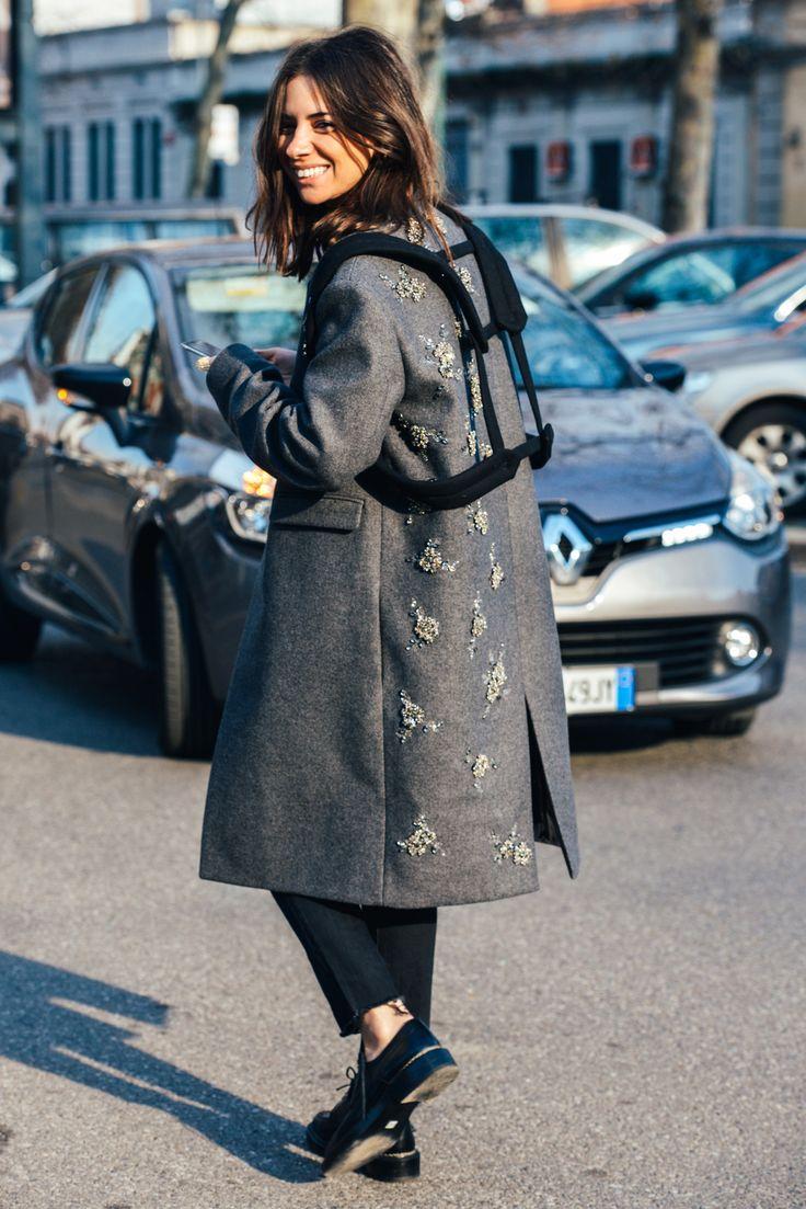 embellished. Natasha in Milan. #NatashaGoldenberg