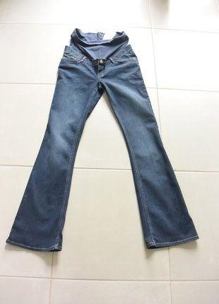 À vendre sur #vintedfrance ! http://www.vinted.fr/mode-femmes/pantalons-de-grossesse/30007245-jeans-de-grossesse-esprit